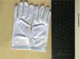 ほこりのないクリーンルームのナイロンMicrofiberの手袋
