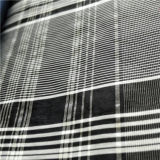 40d 300t Wasser u. Wind-Beständige unten Umhüllung gesponnenes Nylon des Schaftmaschine-Plaid-Jacquardwebstuhl-33% des Polyester-67%, die Intertexture Gewebe (H028, Mischen-Spinnen)