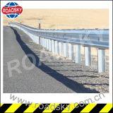 Glissière de sécurité ondulée galvanisée de sécurité routière
