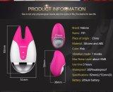 大人は製品の女性のための防水性のバイブレーターをもてあそぶ