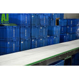 Transporte de correia modular plástico