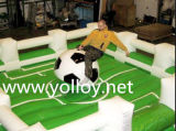 Juego Inflable mecánica Fútbol Bull Rodeo