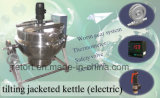 Agitator (K-STM 시리즈)를 가진 500L Oil Jacketed Cooking Kettle Electric Heating Jacketed Kettle