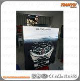 フレームレスファブリックライトボックス