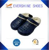 2015 nuevo estilo de invierno estorbo zapatos, sandalias de moda fabricante