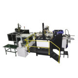 Автоматическая твердая коробка делая, внутренний бумажный наклеивать, машина пузыря очищая интегрированный (YX-6416)