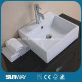 ミラーのキャビネットが付いている熱い販売の浴室用キャビネット