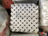 Wall Decorationのための新しいDesign White Marble Mosaic Tile