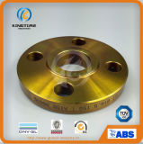 Flanges do RF do aço de carbono do ANSI B16.5 A105/A181/A182/A350 (KT0383)