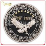 Placcatura antica su ordinazione noi moneta del ricordo dell'ufficio di Fbi