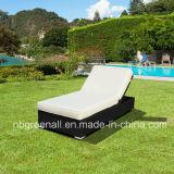 Mobília ao ar livre ajustável para qualquer tempo da sala de estar do Chaise do pátio