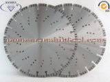 Turbo Diamond Saw Blade para Concrete Asphalt