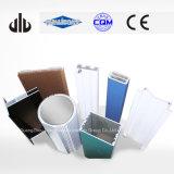 L'aluminium anodisé dur partie les produits en aluminium de usinage de commande numérique par ordinateur de profil en aluminium de section adaptés aux besoins du client par aluminium