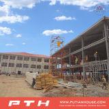倉庫のためのプレハブの低価格の鉄骨構造