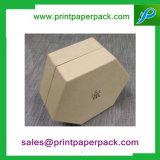 Коробка подарка изготовленный на заказ картона плеча косметическая