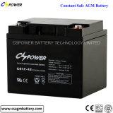 GV do ISO do CE da bateria 12V7ah VRLA-SMF-AGM dos PRECÁRIOS para o UPS