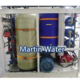 Sistema industriale dell'acqua di mare