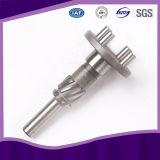 Asta cilindrica di attrezzo dell'asse del pignone dell'acciaio inossidabile con il certificato dello SGS
