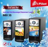 3s - Imix automática con hielo y dispensador de la bebida caliente