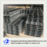 Perforiertes Stahlfußbodendecking-Blatt