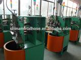 Canalização do metal flexível do bloqueio que faz a máquina