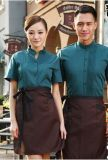 Summer Hotel Uniform for Restaurant Vêtements de travail de l'hôtel