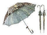 Qualitäts-Tierhaut-Druck-windundurchlässiger Regenschirm (YS23083915R)
