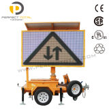 LEDの移動屋外の交通標識