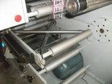 Impresora estrecha de Flexo del papel de rodillo del Web de 2 colores, impresora rotatoria de la escritura de la etiqueta de Flexo para el papel