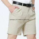 I pantaloni casuali del Mens del cotone di alta qualità mettono i vestiti in cortocircuito di Occidentale-Stile