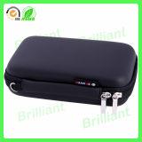 USB duro Caso di Shell Zipper EVA Small per Electronic Products (AEC-009)