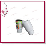14oz Coated Travel Plastic Mugs pour Sublimation par Mejorsub