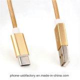 나일론은 비용을 부과 및 Sync에 8개의 Pin 번개 USB 케이블을 격리했다