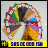 espejo de cristal de 2-8m m, claro y espejo teñido de cristal con el espejo coloreado certificado del CE