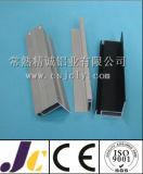 Profil en aluminium avec la construction, alliage en aluminium d'extrusion (JC-C-90063)