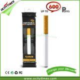 Ocitytimes ODM OEM 처분할 수 있는 E Cig 500 분첩 600 분첩 800 분첩 처분할 수 있는 전자 담배