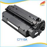 우수한 질 호환성 HP C7115A C7115X 15A 15X 토너 카트리지