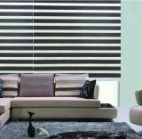 Cebra ceguera cortinas de rodillo de diferentes colores