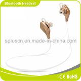 Sport sans fil d'écouteur de Bluetooth exécutant les écouteurs stéréo de basse de musique d'écouteurs mains libres