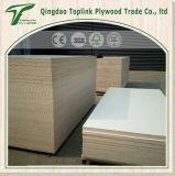 La alta calidad Whilte hizo frente a la madera contrachapada de la melamina para Furniturer