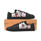 [دروبشيبّينغ] مصنع كلاسيكيّة دنيا قطعة [كنفس شو] تصميد طبق يجعل عالة حذاء رياضة
