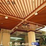 Панель потолка PVC установки крытой конструкции пожаробезопасная легкая для сбывания