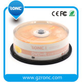 O espaço em branco Recordable DVD-R de Ronc/OEM DVD vende por atacado o disco vazio