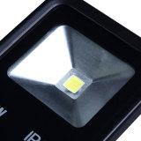 lâmpadas ao ar livre de fundição de RoHS do Ce da luz de inundação da lâmpada da iluminação impermeável de alumínio do projector AC85-265V IP65 do diodo emissor de luz do bulbo 10W