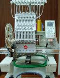 Die meiste preiswerter haltbarer einzelner Kopf computergesteuerte Schutzkappe bereift Stickerei-Maschine