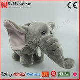 Éléphant de jouet bourré par qualité de Chine