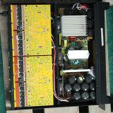 Laboratório audio do TD da classe do delta P. Áudio do sistema do amplificador de potência de Gruppen Fp10000q Konzert DJ