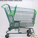 220L America Style Shopping Cart