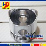 Peças de motor Diesel 4D84 da máquina escavadora 3D84 para o número do OEM do pistão (YM129105-22080)
