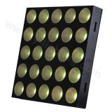 Etape LED Matrice 30W COB Audience Blinder 25PCS 3in1 Lumière